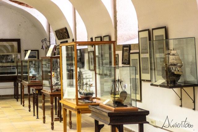 Ferrol de la ilustración, museo naval