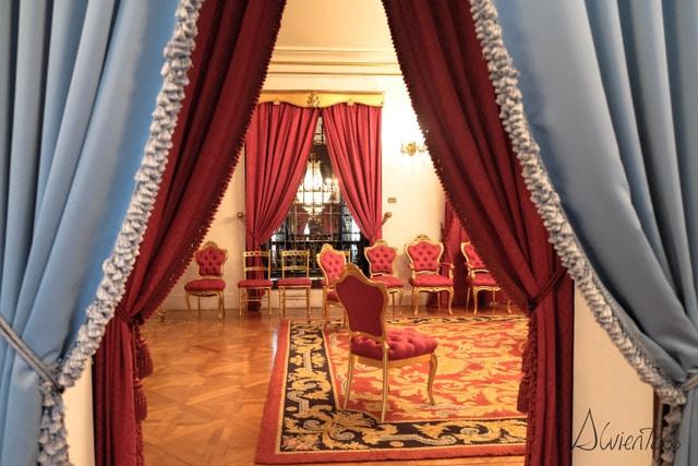 Palacio de capitania en Ferrol