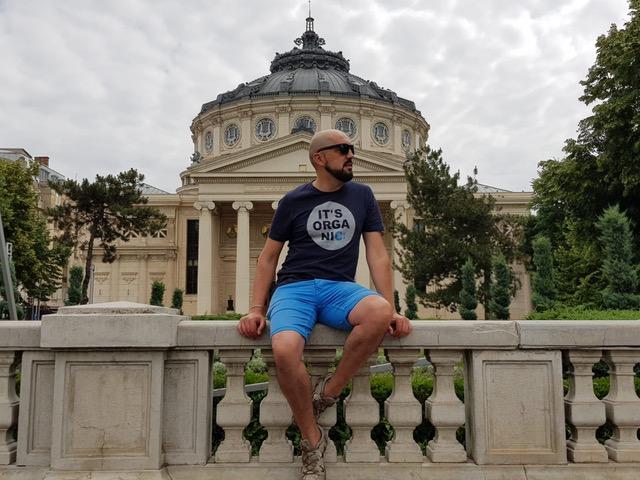 blog de viajes sobre Bucarest