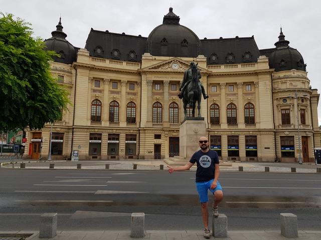 Alvientooo en Bucarest