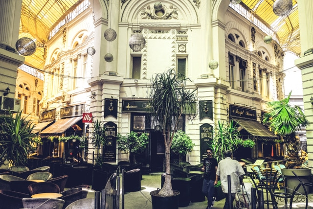 Pasaje Macca Vilacrosse Bucarest