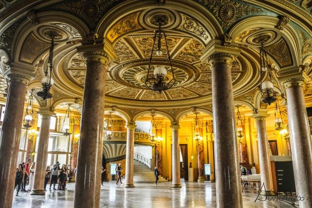Ateneo Rumano o Ateneul Român Bucarest