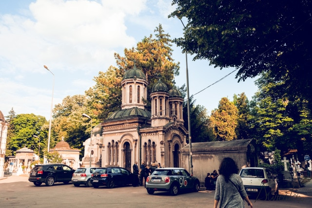 Cementerio de Bucarest