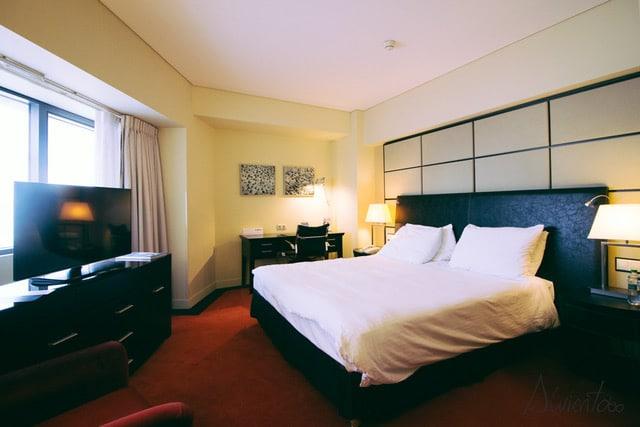 hotel Radisson Blu de Bucarest