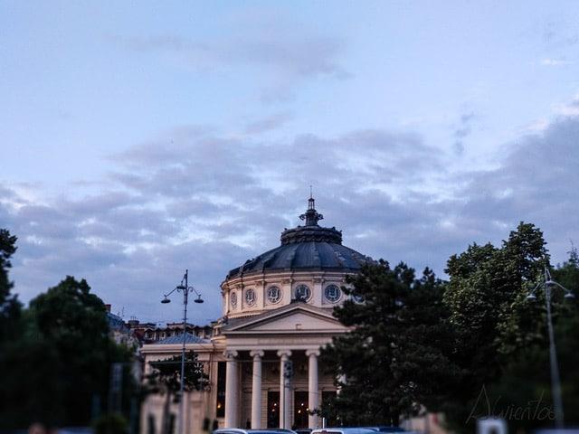 viaje a Bucarest