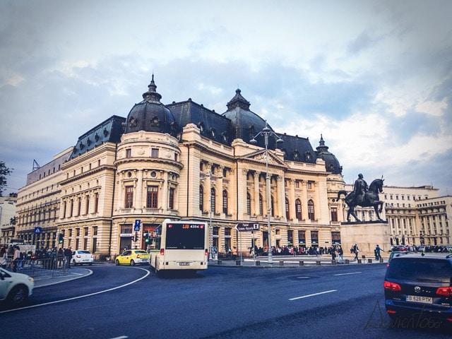 viajar a Bucarest. Fin de semana en Bucarest