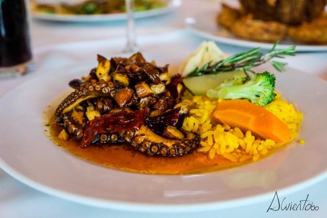 Que ver en Campeche- restaurante La Pigua en Campeche