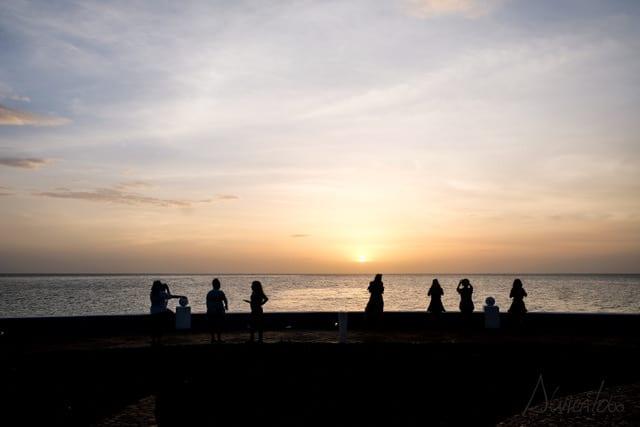 cosas que ver en Campeche- el malecón