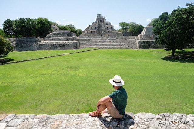 Que ver en Campeche- Edzna