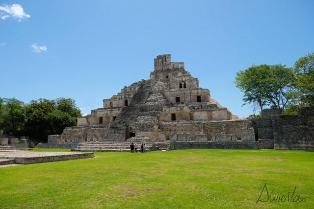 Que ver en Campeche- Edzna una gran metrópolis del mundo maya
