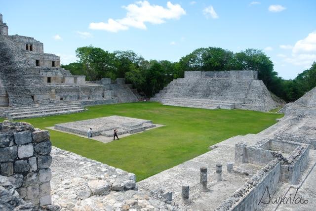 10 cosas Que ver en Campeche- Edzna mundo maya