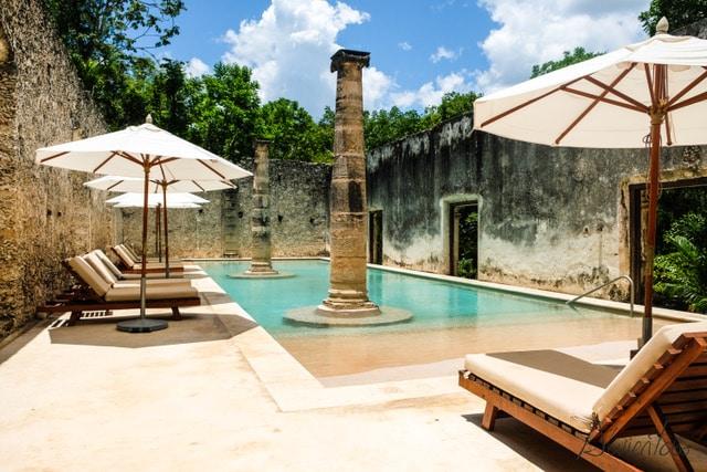 Que ver en Campeche- hacienda Uayamon