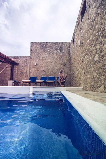 Hotel Casa Don Gustavo en Campeche-Hoteles en Campeche