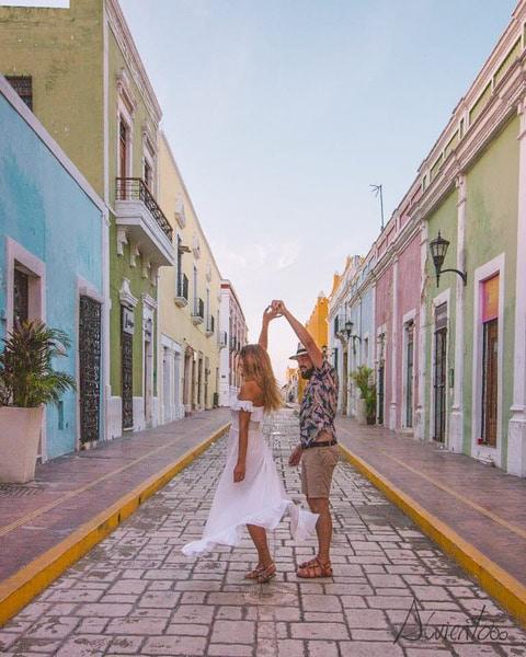 Que ver en Campeche- catedral de campeche