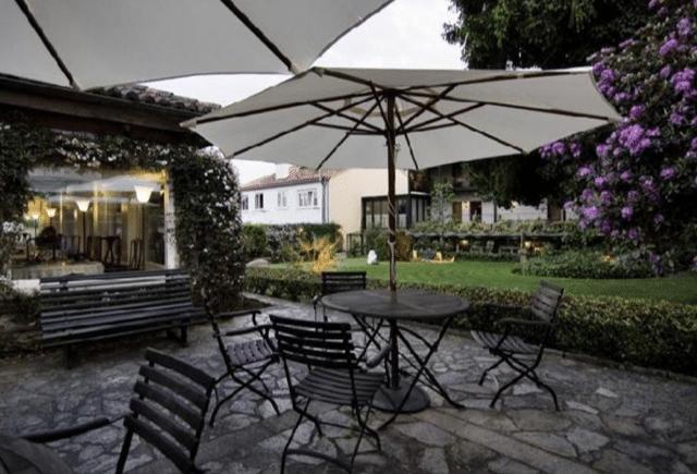 hoteles en Santiago de compostela bien situados