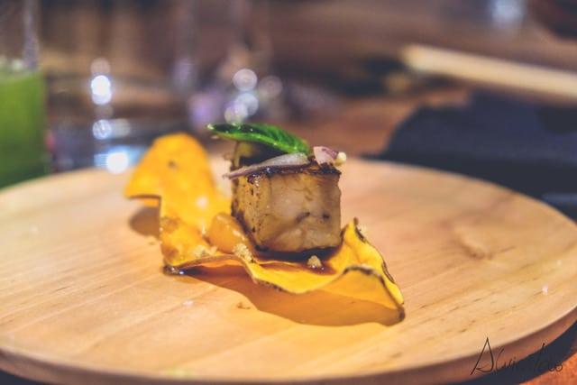 Izakaya Markesa restaurante japones Santiago de compostela
