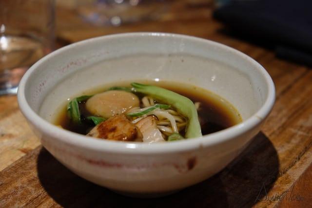 Izakaya Markesa restaurante comida japo en Santiago