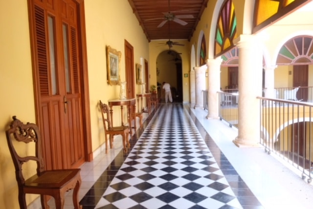 Hotel Casa Don Gustavo- Campeche