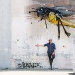 Arte urbano en Bragança