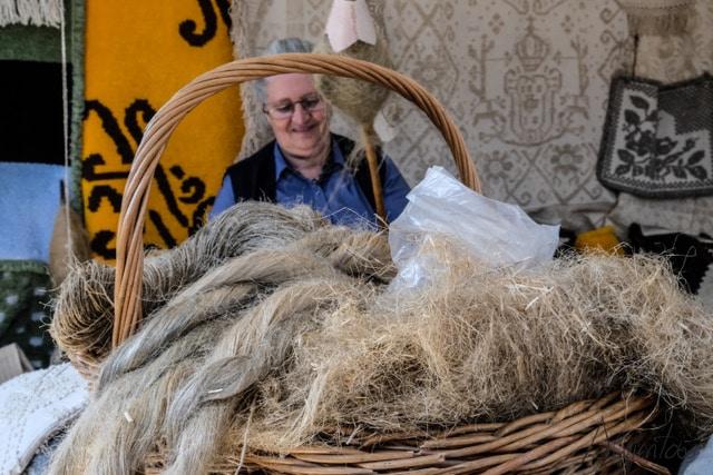 Feira das Cantarinhas en Bragança e artesanato