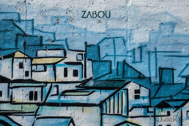 Zabou arte urbano