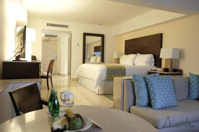 Grand Fiesta Americana Coral Beach Cancún- hoteles en Riviera Maya