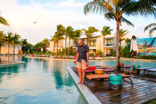 Andaz Mayakoba Resort - hoteles en Riviera Maya