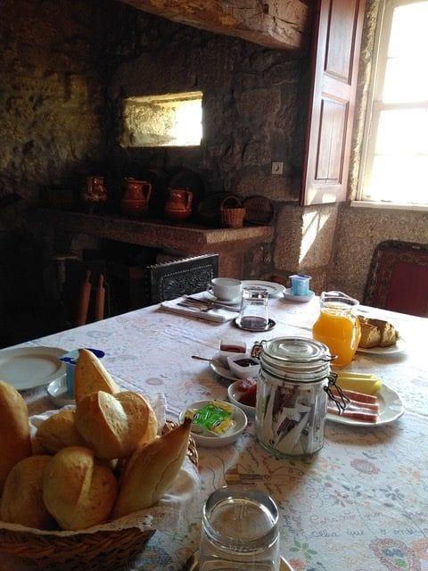 desayuno Casa Nobre do Correio – Mor