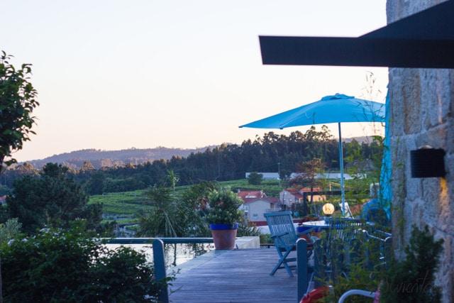 Quinta de San Amaro hotel
