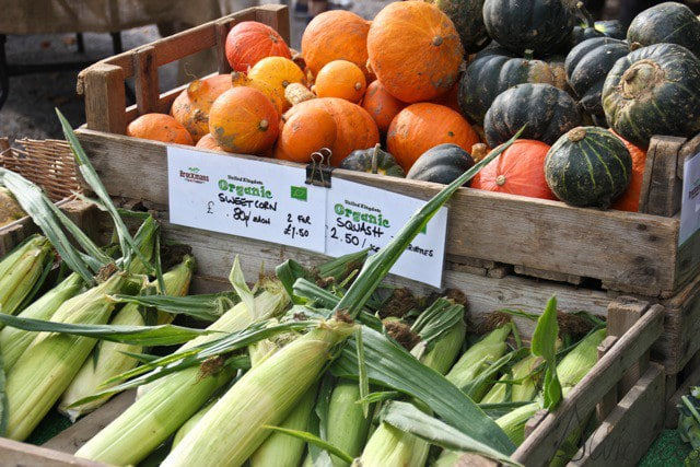 mercados de londres brockley market