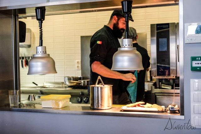 Restaurante Armazen da Alfandega en Aveiro