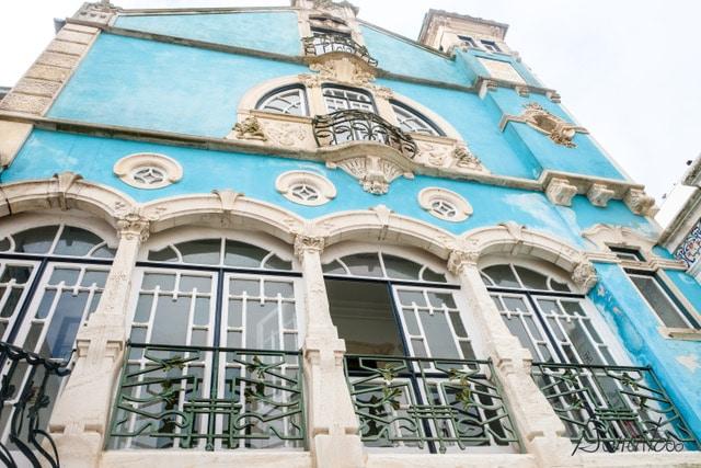 museo de art noveau de Aveiro