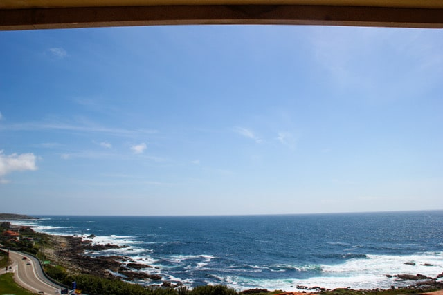 vistas desde el Talaso Atlantico
