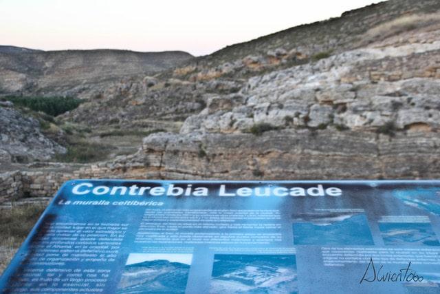 ciudad Celtibera de Contrebia Leucade