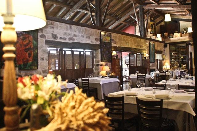 restaurante La Vieja Bodega en Casalarreina, muy cerca de Har