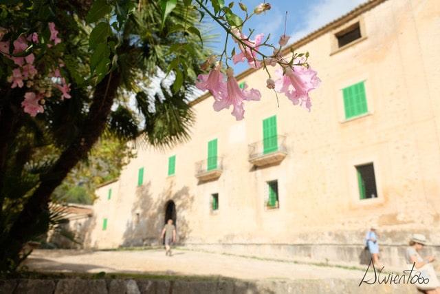 Finca Galaztó .Fin de semana en Calvía en la isla de Mallorca.