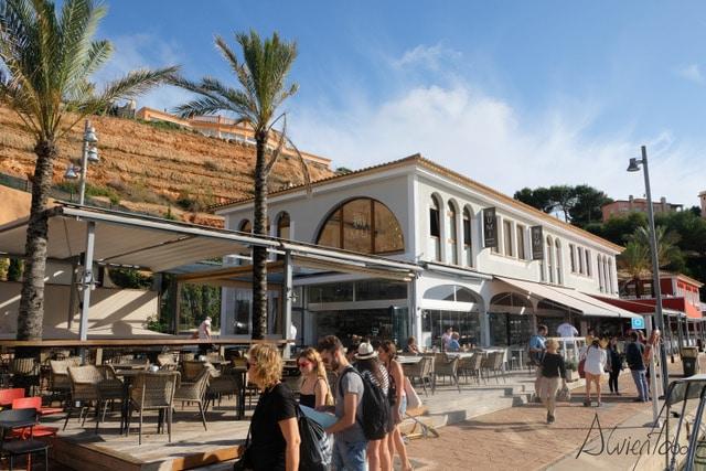 Restaurante Umi en Port Adriano- Mallorca