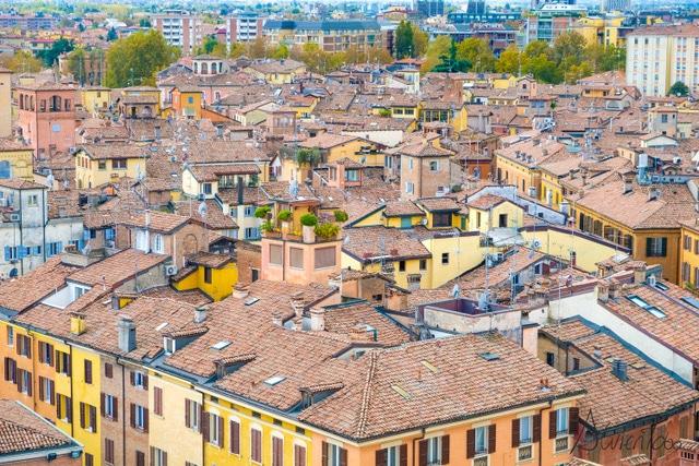 vista de Modena