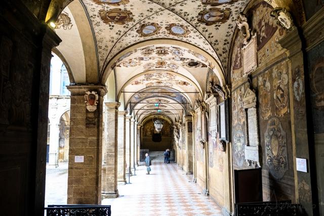 Visitar la universidad de bolonia