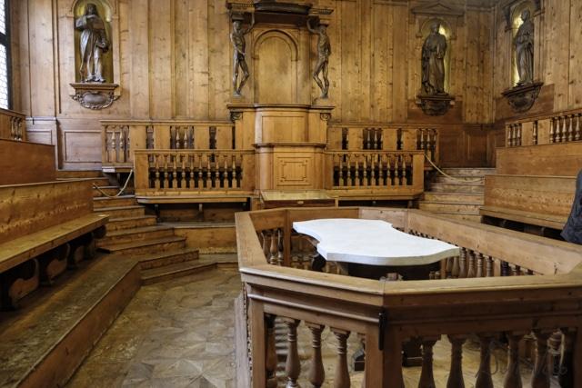 Teatro anatómico de bolonia