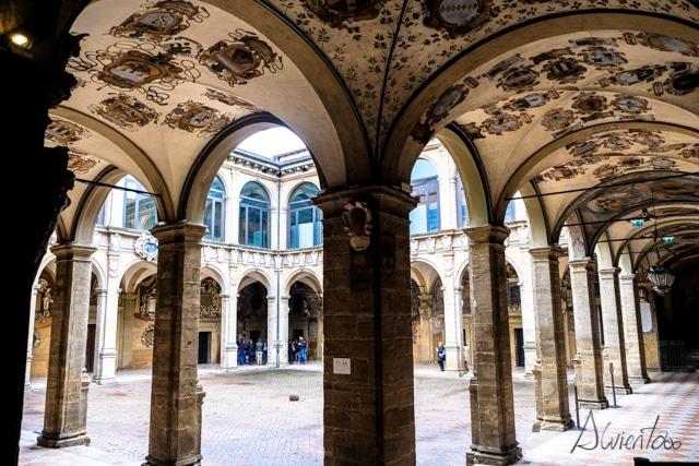 Universidad de Bolonia visita