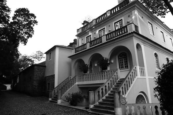 Quinta do convento cerca de Lisboa