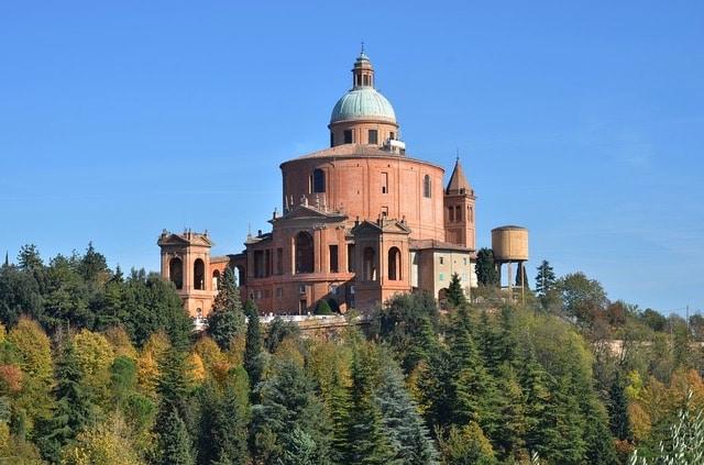 San Luca en Bolonia