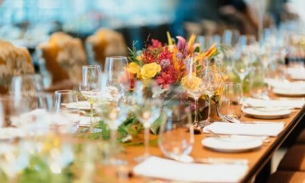 Ideas para catering de bodas y eventos.