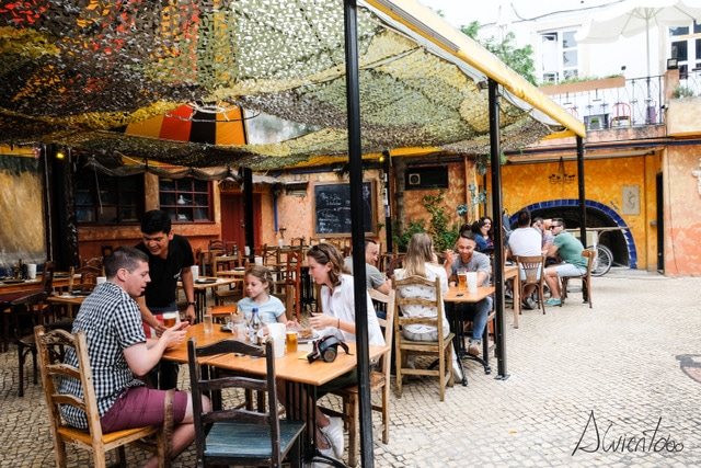 Lisboa donde comer