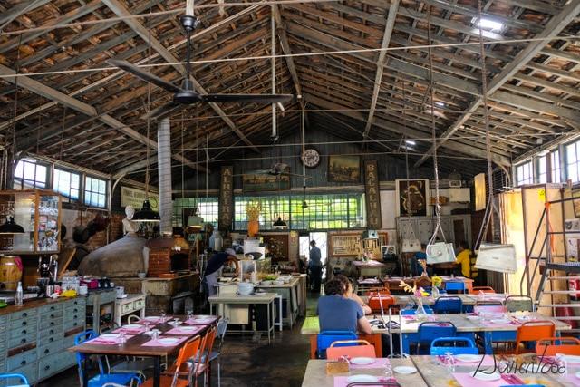 Comer en Lx factory Lisboa