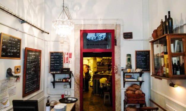 Donde comer en Lisboa