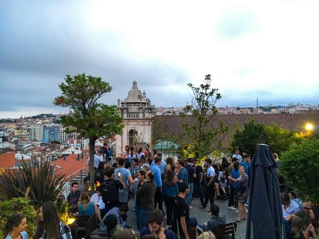 Park Rooftop en Lisboa