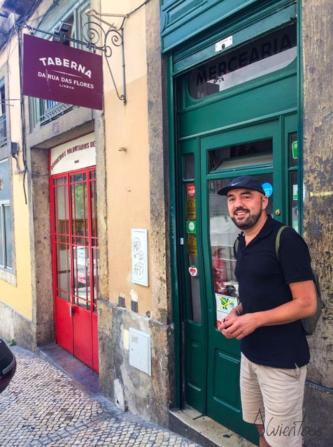 blogger de viajes. Consejos para lisboa