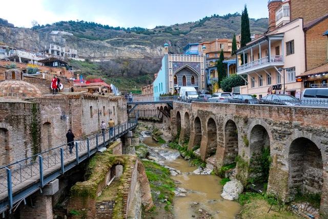 Que ver en Tiflis